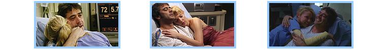 [Mon Top 5] Mes scènes préférées de Grey's Anatomy : Denny et Izzie