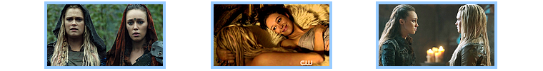 [Mon Top 5] Mes scènes préférées de The 100 : Clarke et Lexa
