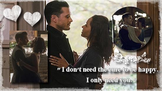 [Mon Top 5] Mes scènes préférées de Vampire Diaries : Bonnie et Enzo
