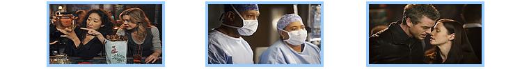 [Mon Top 5] Les scènes emblématiques de Grey's Anatomy (selon moi)