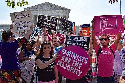 L'avortement dans les séries (celles que je regarde)