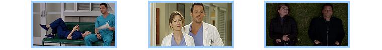 [Mon Top 5] Mes scènes préférées de Grey's Anatomy : Alex et Meredith