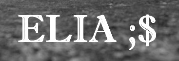 Elia <3