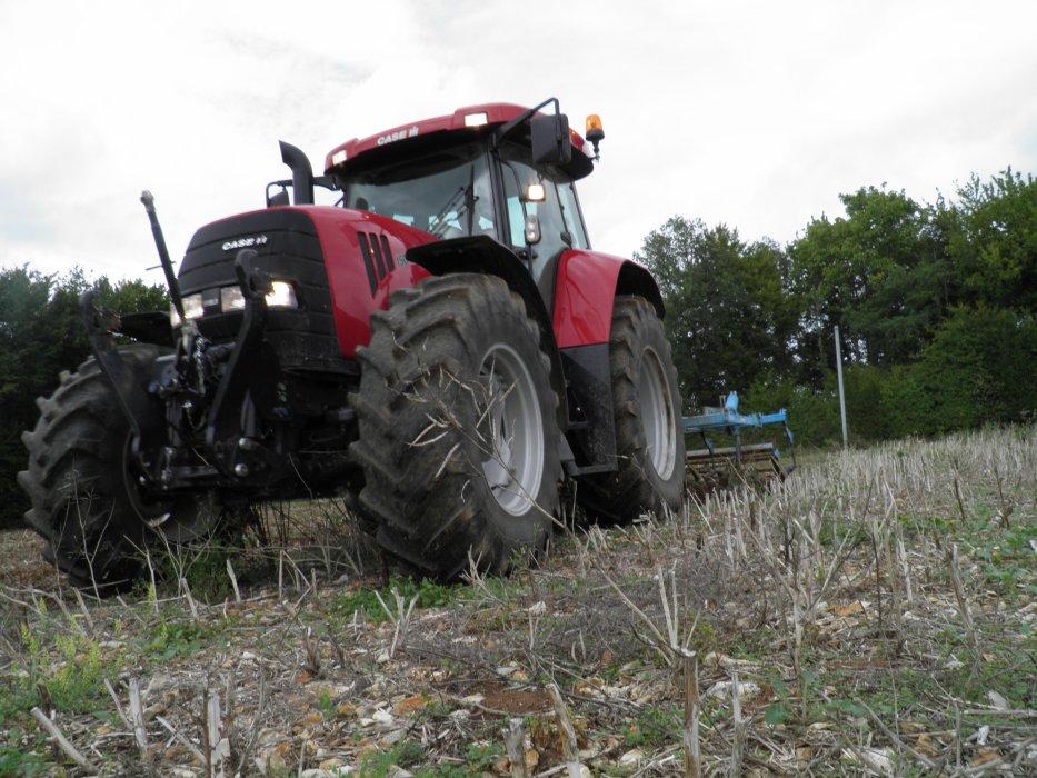 la passion de l'agriculture