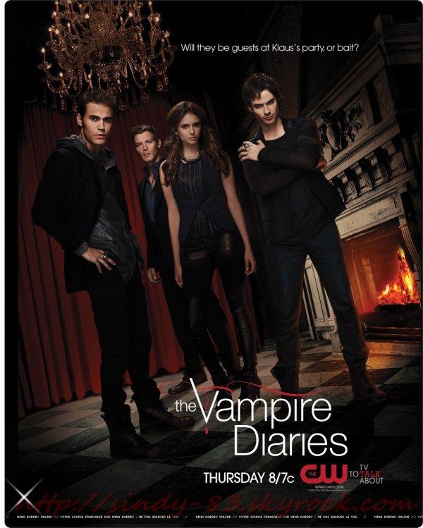 Poster Exclusif avec Nina, Paul, Ian & Joseph !!