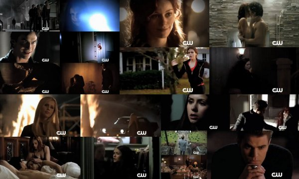 """The Vampire Diaries 3x16\17 """"1912"""" NEW EXTENDED Promo (4) / The Secret Circle !!"""