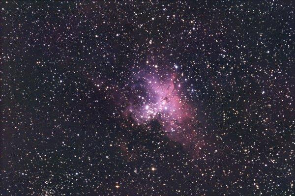 (312) M16 nébuleuse de l'aigle