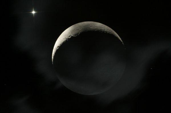 (313) rapprochement  Lune Venus