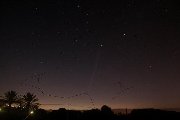 (329) comète lovejoy C/2011w3