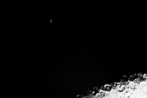 (349) conjonction Lune Saturne