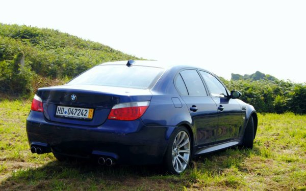 my M5