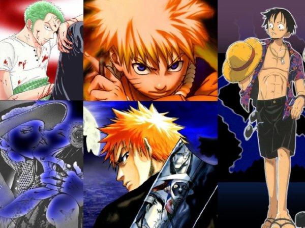 Bienvenu sur mon blog dédiée aux mangas,
