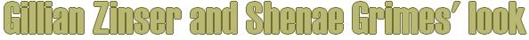 stars de 90210: ZOOM SUR LEUR LOOK
