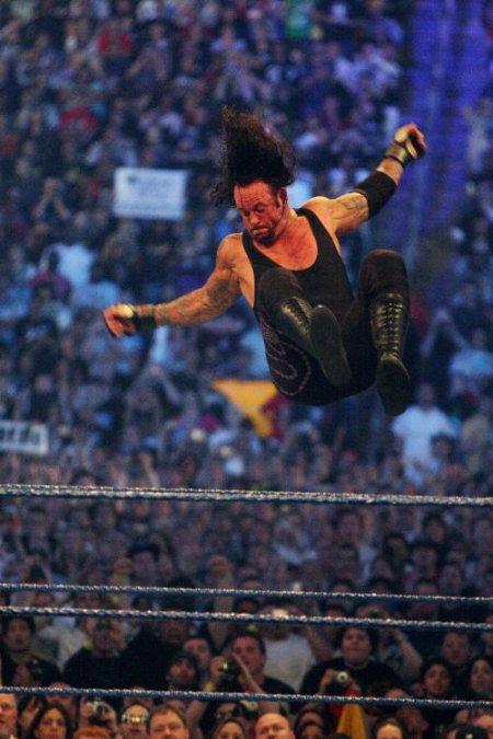 Undertaker de retour bientôt?
