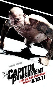 Affiche Officielle de Capitol Punishment