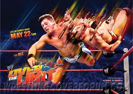 Main-Event de Over The Limit!!--Une nouvelle feud entre Del Rio et Mysterio?--Plus d'apparitons pour The Rock--...