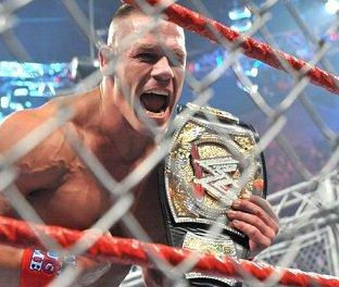 Prochain adversaire pour John Cena !