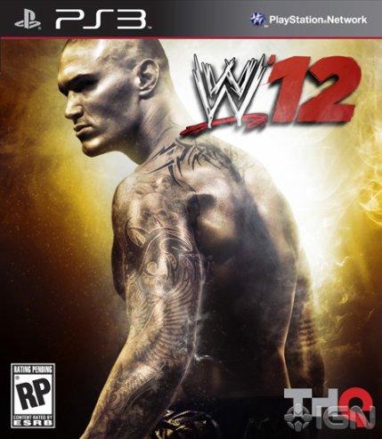 WWE' 12 Les Caractéristiques du jeu !