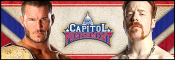 Sheamus vs Randy Orton à Capitol Punishment !