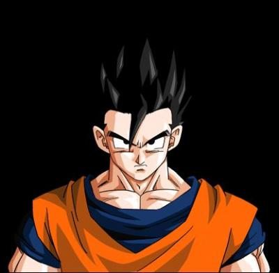 Gohan adulte ultime dragon ball dragon ball z - Sangoku sangohan ...