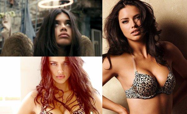 Adriana Lima dans deux nouvelle Publicité ?  une pour la marque Victoria's secret et pour Axe
