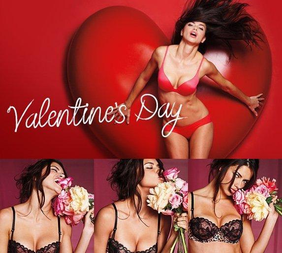 Valentines Day Victorias Secret Style