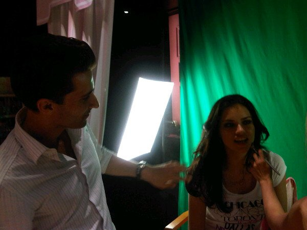 Toujour le 19 Mai 2011 : Adriana via via le twitter de @mizunyc ( mizu new york salon )