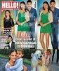 le 22/02/2012 : Adriana en famille pour le Hello serbe