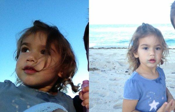 Le 26/04/2012 : Marko Jaric poste deux photos de Valentina
