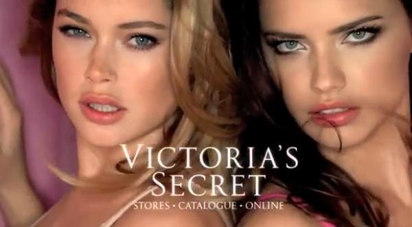 12/06/2012 : Adriana pour victoria's secret