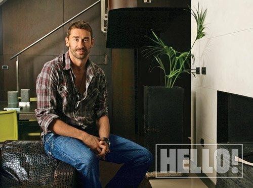 le 31 Juillet 2012 : Marko Jaric parle dans Hello !