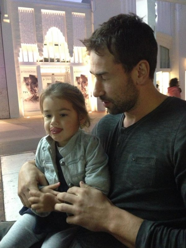 Le 1/11/2012 : Photo via le twitter de Marko
