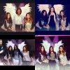 Le 19/11/2012 : toujours à Ny avec Lily pour prendre des photos avec les fans