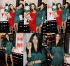 Le 19/11/2012 : Puis changement de tenue et Avec Miranda toujours à NY dans la boutique
