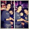 le 3/1/2013 : Adriana Lima avec des fans