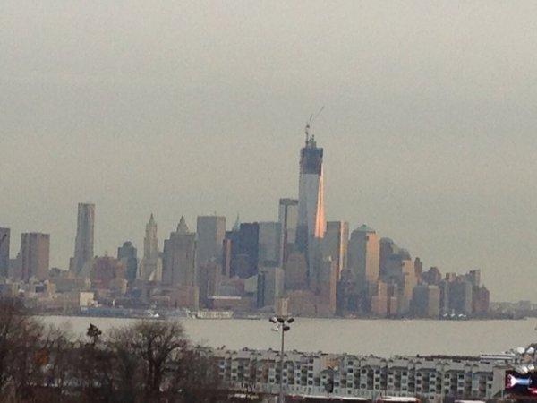 8/2/2012 : Adriana est à New-York elle nous le dit via Twitter
