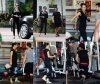 4/03/2013 : Adriana à La gym à Los Angeles