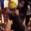 le 4/05/2013 : Photo d'adriana via son propre Instagram