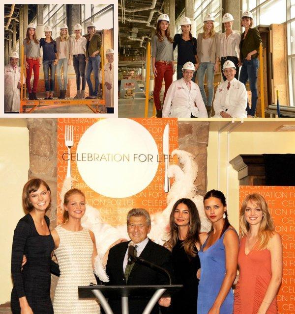 le 18/05/2013 : Adriana et les quelques anges de VS pour de la charité
