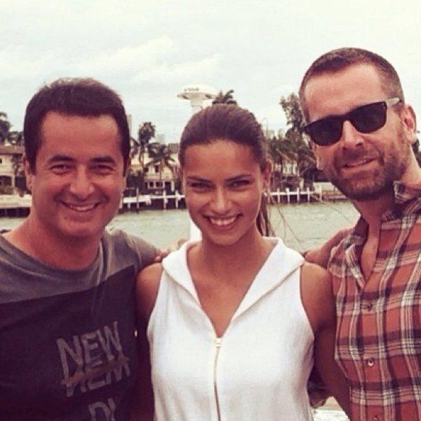 le 02/06/2013 : Adriana dans une nouvelle émission de télévision ?