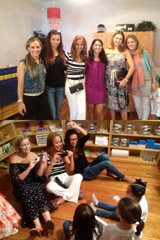 le 6/6/2013 Nouvelles d'adriana par Veronica Bastos