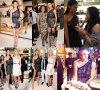 """le 11/06/2013 : Adriana à New-York pour l'ouverture de """" vince camuto """""""