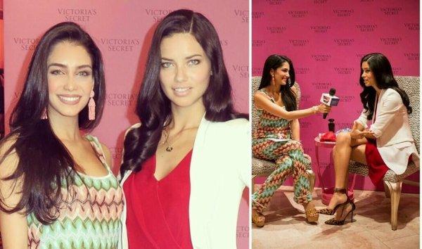 Le 16 décembre 2013 : Adriana est à Dubai