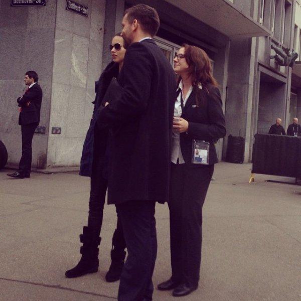 News du  13 Janvier 2013 : Adriana est en suisse