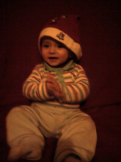 Bruno avec 8 mois et demi !!