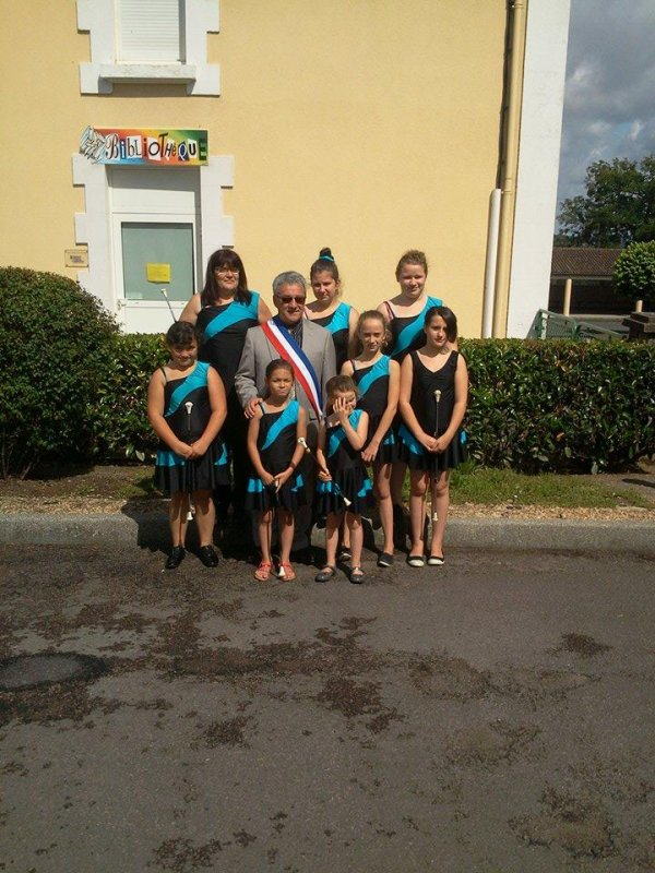 St Maurice des Lions 14 Juillet 2014