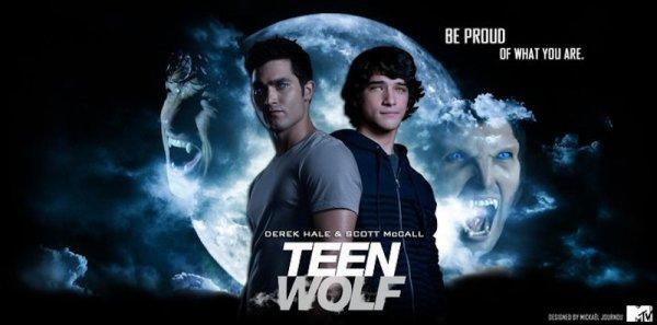 Teen Wolf la meilleurs série et avec les plus beau mec :) :P
