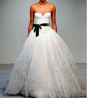 Robe vera wang blog de mariage xx for Meilleures robes de mariage vera wang