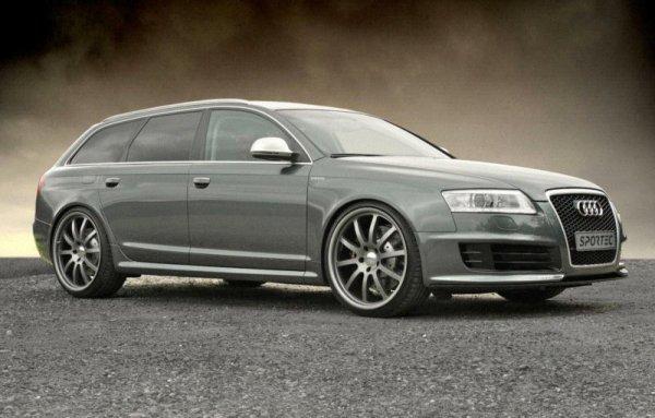 Audi RS 6 Sporback
