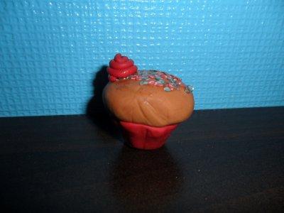 cupcake a la cerise !!!